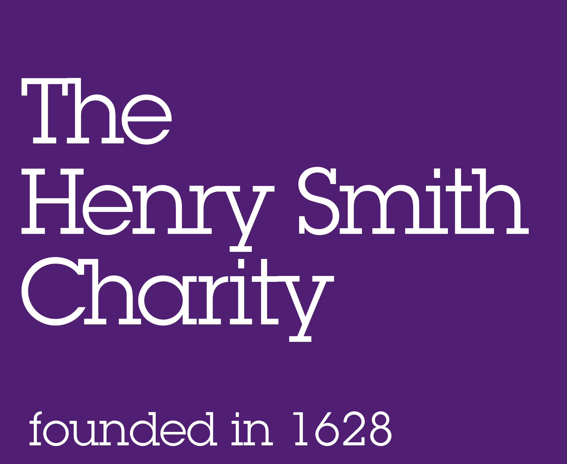 Henry Smith Charity logo